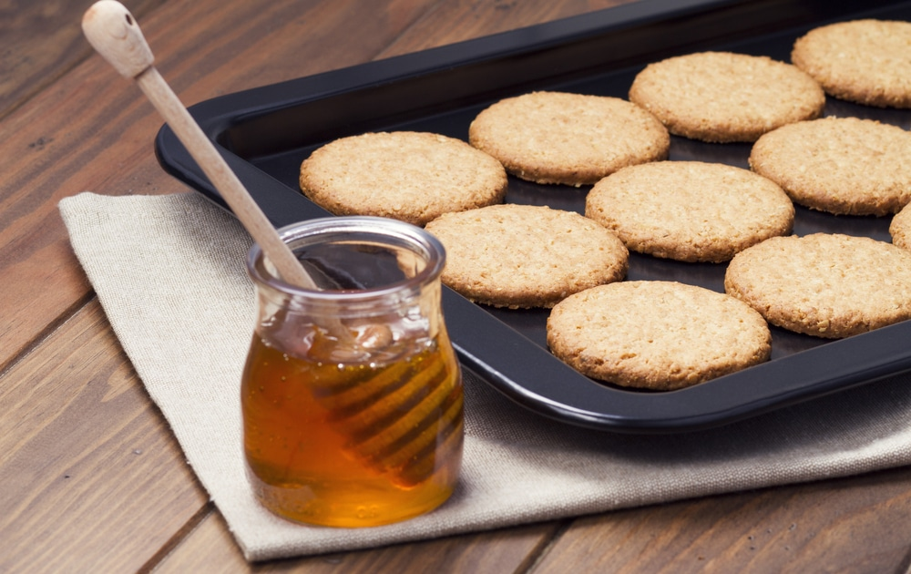 этом, печенье из меда рецепт с фото форма десны