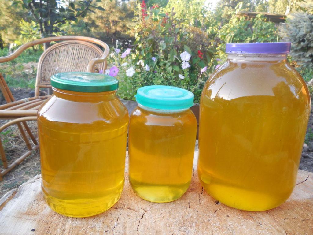 Цветочный мед или разнотравье