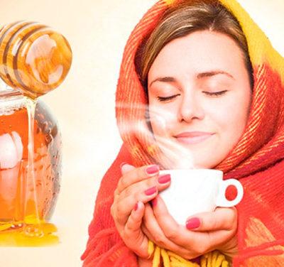 Помогает ли мед при лечении простуды: польза и вред продукта, особенности применения