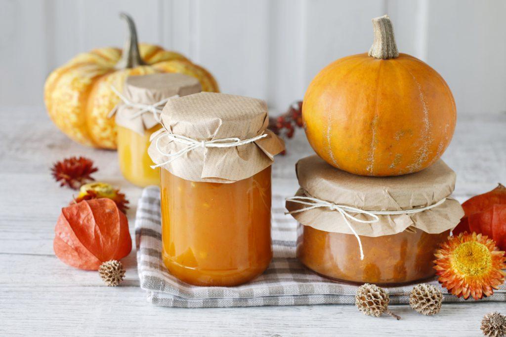 Рецепт из тыквы с медом для похудения